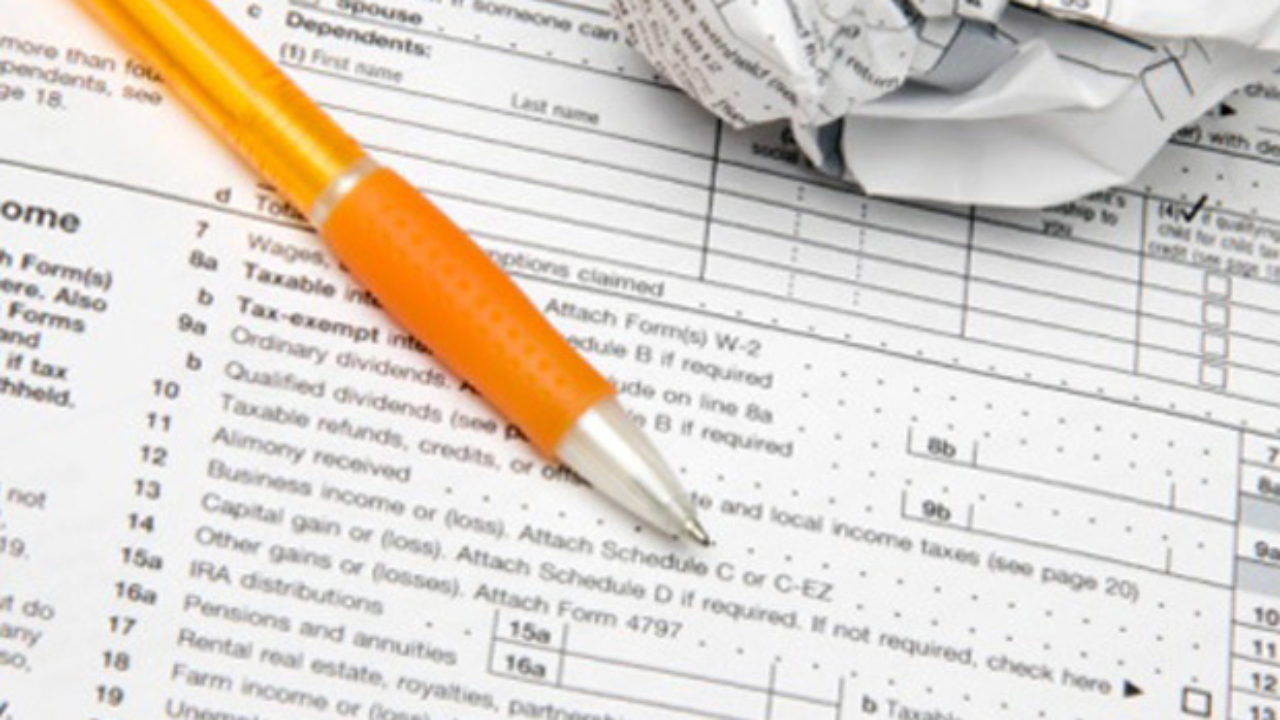 Last Minute Tips For Taxpayers Waiting Until The Tax Day