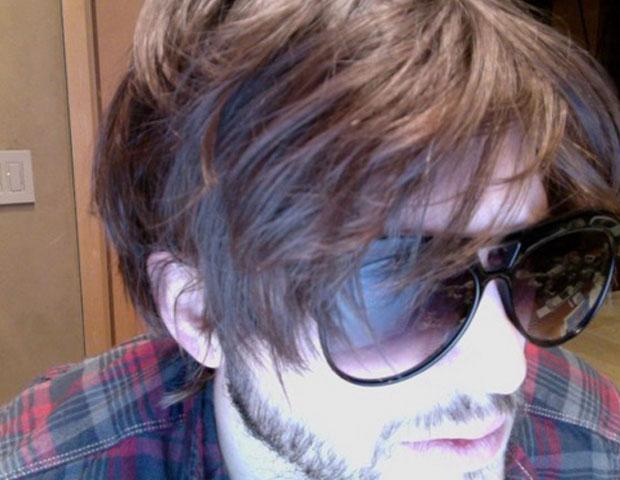 Ashton Kutcher's Twitter avatar