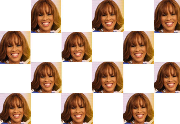 Gayle King Twitter avatar