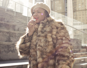 Black Blogger Month: The Fashion Bomb, Creating New Threads