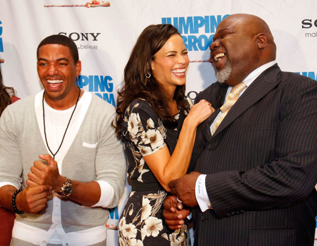 GALLERY: Bishop T.D. Jakes' 'Jumping the Broom' Dallas Premiere