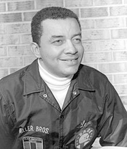 racecar pioneer Leonard W. Miller