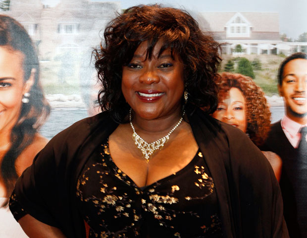 The lovely Loretta Devine lives up to her name during the Dallas screening