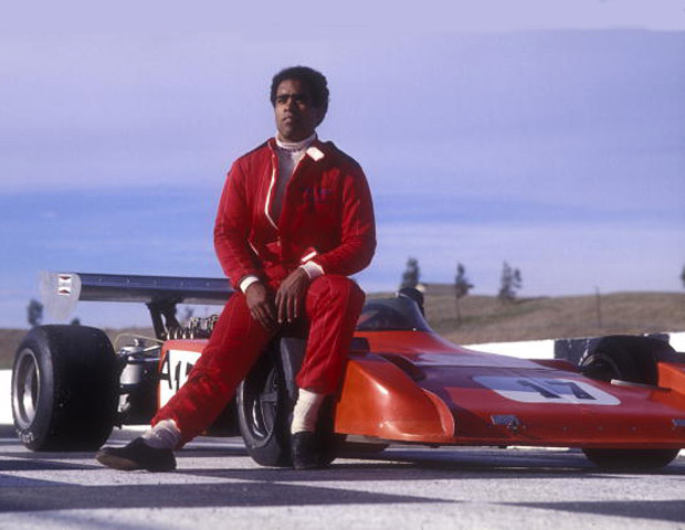 Racecar pioneer Willie T. Ribbs