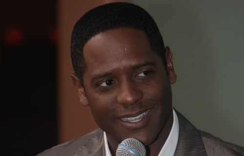 Actor Blair Underwood chats about the big Event.