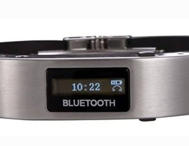 Bluetooth Caller ID Bracelet   Help the man in your life stay fashionable and functional with this vibrating Bluetooth Caller ID Bracelet that transmits caller information from the phone to a small LED screen on his wrist. The bracelet is great for the guy whose business phone rings off the hook day and night. The bracelet prevents him from reaching into his pocket over and again for calls he should probably ignore when he's out with the family, and it keeps him completely hands free when handling daddy duty with the baby. Prices range online, but the average price is $25.