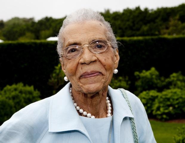 Carolyn Fugett, mother of Reginald F. Lewis