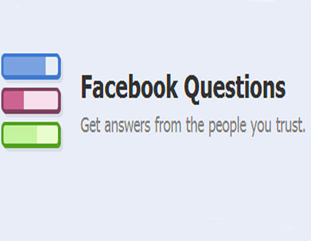 Facebook Questions allows you to ask questions to your friends by clicking the 'Facebook Questions' link on your Facebook homepage.