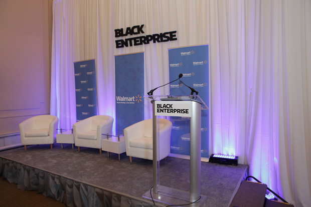 On Wednesday, June 27, 2011, Black Enterprise and Walmart presented 20/20 Vision Forum: Job Creation and Career Opportunities in the Next Economy. The event was held at the W-Hotel on Park Avenue South in New York City.