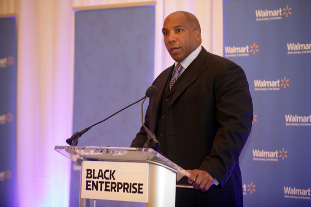 Black Enterprise President & CEO Butch Graves welcomed the attendees to the forum and previewed what was to come