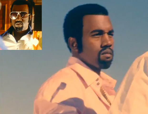 """15) Kanye West feat. Lupe Fiasco """"Touch the Sky"""" (2006)  Directed by Chris Milk, this five-minute clip features West as a Black version of legendary stuntman Evel Knievel that plans to jump the Grand Canyon in his """"death rocket."""" While Pamela Anderson plays West's love interest, actresses Nia Long and Tracey Ellis Ross make notable cameos as well. The final price tag for the creative clip hovered around the $1 million mark."""