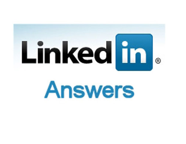 "Linkedin Answers is a good resource to get questions answered from a more ""business minded community"" and another tool to get feedback from a larger community.  Crowdsourcing connects emerging talent, traditional businesses, innovative thinkers and online tools instantly.  Let us know how you are using crowdsourcing to modernize your industry and build your business."