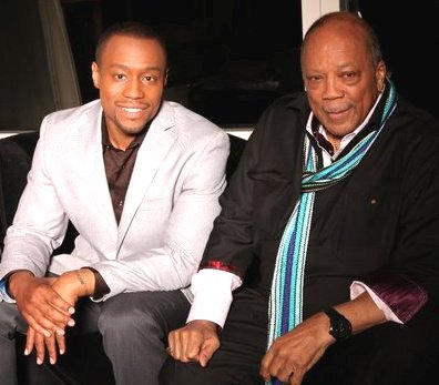 Our World host Marc Lamont Hill sat down with legendary entertainment titan Quincy Jones who shares his focus to mentoring the next generation of musical artists.