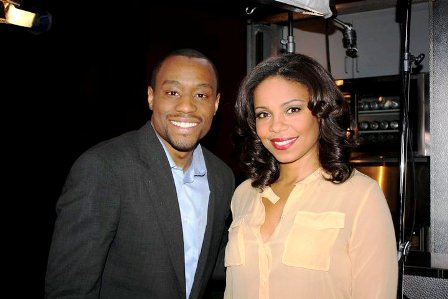 """Our World host Marc Lamont Hill caught up with award-winning actress Sanaa Lathan on-location at New York City's Second Stage Theater to talk about her critically acclaimed play """"By the Way, Meet Vera Stark."""""""