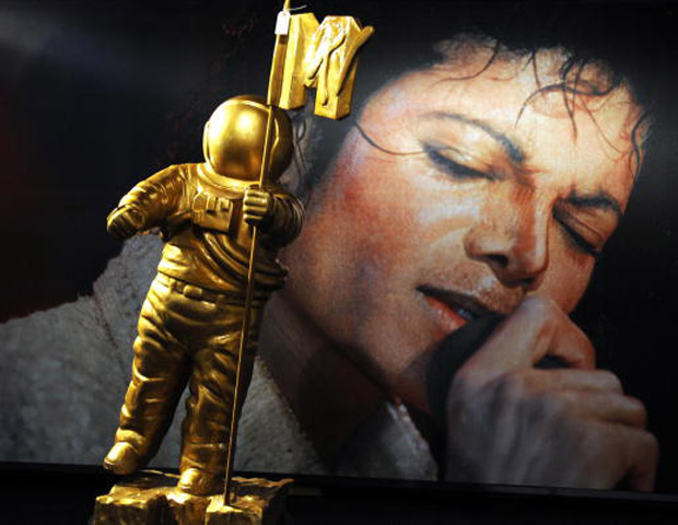 Michael Jackson Moon Man for MTV