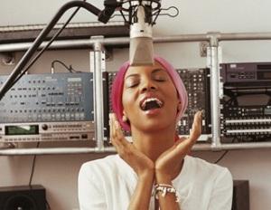 black music month singer