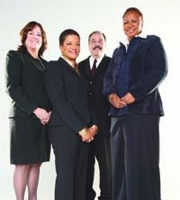 Top Executives in Diversity