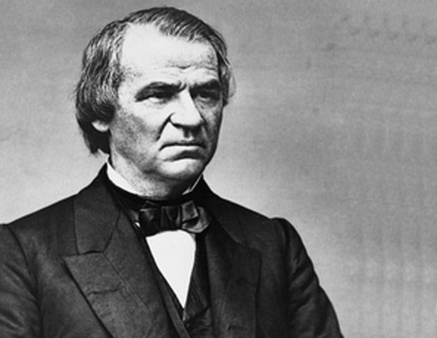 "ANDREW JOHNSON, 17TH US PRESIDENT (1865-1869) 	1868 Terms ""heterosexuality"" and ""homosexuality"" are coined by Karl Maria Kertbeny in correspondence to Ulrichs."