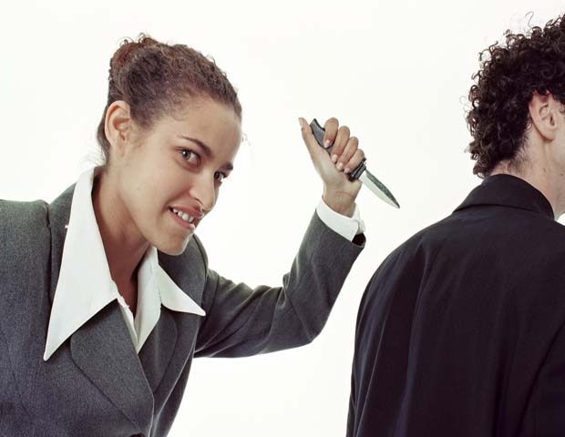 Green-Eyed Killer: 3 Ways Jealousy Can Stifle Career Growth