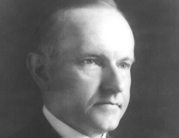 CALVIN COOLIDGE, 30TH US PRESIDENT (1923-1929)  	1924 Postal clerk Henry Gerber establishes the first gay rights organization in Chicago.