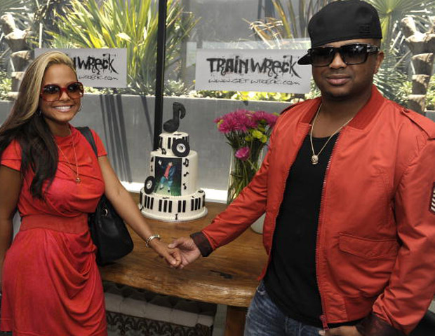 THE-DREAM & CHRISTINA MILIAN: After eloping in 2009, the R&B couple announced 10 months later that they were planning to divorce in July 2010.  According to the Los Angeles Times  a court awarded Milian a $4 million one-time payment and an additional $5,000 per month for child support to help take care of the couple's daughter Violet. Despite inappropriate vacation pictures of The-Dream (born Terius Nash) with his assistant having hit the blogosphere, the couple elected to settle the divorce out of the public eye. In fact, Milian signed a strict non-disclosure agreement as part of the settlement, which prevents her from divulging any details of their relationship. Plus, the two have continued to make music together with Milian planning to release a new album this year.