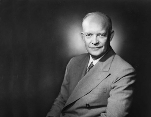 DWIGHT D. EISENHOWER, 34TH US PRESIDENT (1953-1961) 	1953 Don Slater launches ONE Magazine, the first pro-gay publication in the U.S. 	1958 The U.S. Supreme Court rules that seizing ONE Magazine is unconstitutional and a violation of freedom of the press.