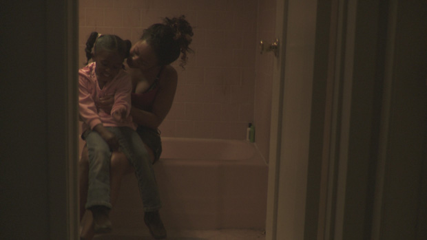 A scene from the movie, FIG, winner of HBO Short Film Competition