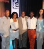 One of the exciting panels at this year's event was The Business of Reality TV. Black Enterprise Editor-in-Chief Derek T. Dingle (center) moderated the discussion. (Photo by Terrence Jennings)