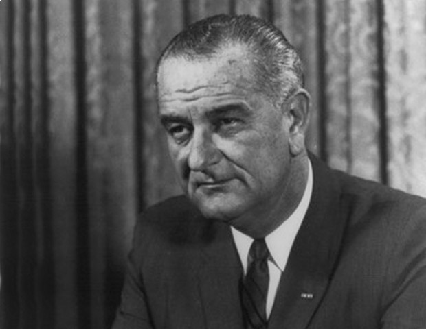 LYNDON B. JOHNSON, 36TH US PRESIDENT (1963-1969) 	1968 Rev. Troy Perry founds the Metropolitan Community Church in Los Angeles, the first church founded specifically for homosexual members.