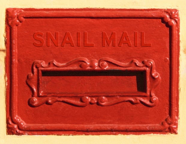 Submit a Change of Address form at the Post Office. After filing a Change of Address request, watch for a confirmation from the Postal Service. Then verify that your new address has been accurately registered. If so, you should start receiving mail at your new residence within seven to 10 business days after you submit a filing.