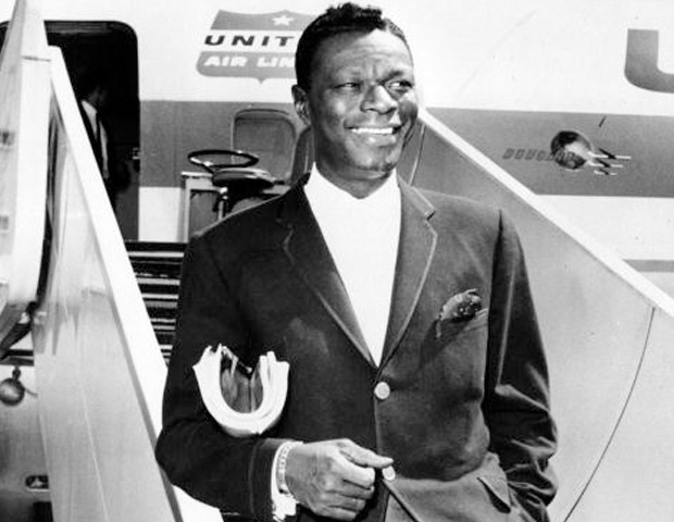 NAT KING COLE, 45:  In addition to being an accomplished jazz pianist with a smooth baritone, Cole made history as the first African American to host his own variety show, The Nat King Cole Show (1956). Still, it was his music, accented by a warm personality and melodic voice, which resonated most with fans. An avid smoker, Cole passed from lung cancer on February 15, 1965, just a month short of his 46th birthday.
