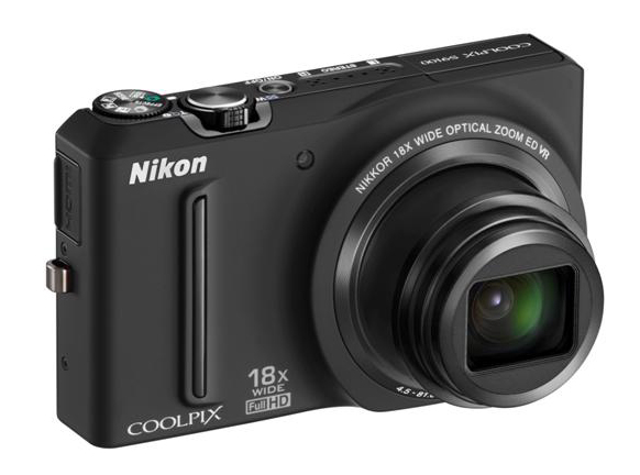 Nikon COOLPIX S9100  ($329.95, nikonusa.com)  This lightweight, sleek, and (very) portable camera is great for capturing all those on-the-go moments. Its 18x wide-angle Zoom-NIKKOR ED glass lens makes the point-and-shoot a standout in its category, producing high-quality images from your latest excursion. The S9100 has a variety of automatic modes for easy use, but allows for some creativity with its special effects features. The 12.1-megapixel backside illuminated CMOS sensor improves low-light shooting, so travelers can be camera-ready no matter the environment.  You are not limited to still shots. In fact, the camera allows for HD recording, but if you still want to capture a still image while recording you can do so with ease. The camera is available in black, silver and red.