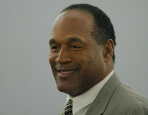 O.J. Simpson To Ask Judge For New Las Vegas Trial