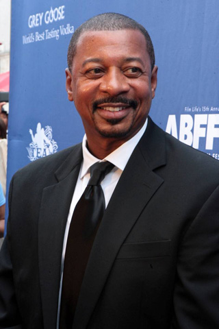 Director Robert Townsend at the premiere at his new film In the Hive (Photo by Terrence Jennings)