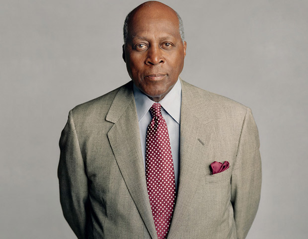 Vernon Jordan, graduate of DePauw University in Greencastle, Indiana, and Howard University School of Law Jordan served as a close adviser to former president Bill Clinton and has become known as an influential figure in American politics. Since January 2000, he has been Senior Managing Director with   Lazard Freres & Co. LLC, an investment banking firm.