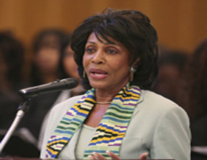 In the News: Ethics Investigation of Maxine Waters Intensifies; Al Sharpton Set to Anchor MSNBC Show and More