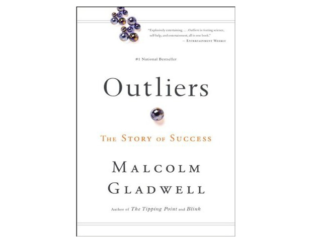 Outliers: The Story of Success by Malcolm Gladwell Following his highly successful books The Tipping Point and Blink - journalist and author Malcolm Gladwell released Outliers: The Story of Success. A go-to reference book in the professional arena, the book is a study on what makes some people extremely successful.
