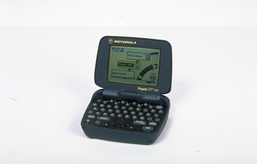 "MOTOROLA 2-WAY PAGER: On 2000's ""I Just Want To Love You (Give It 2 Me),"" Jay-Z rhymed, ""Only way to roll, Jigga and two ladies/I'm too cold, Motorola 2-way page me."" At the time, the Motorola 2-way pager (specifically the PageWriter 2000x and Timeport P930 models) was the communication tool of choice for the hip-hop generation. While Motorola's profits were large in the late '90s, by the early 2000's the company fell victim to the tech sector's decline, reporting a $1.2 billion dollar quarterly loss in January 2002. That was the same year T-Mobile debuted the Sidekick, which Jay-Z featured prominently in the video for 2002's ""Excuse Me Miss."" In a 2009 interview with New York radio personality DJ Clue Jay-Z declared that ""Sidekicks are for girls."" Officially kicked to the curb, the trendy mobile device has since been replaced the BlackBerry, Android and iPhone, among other smart(er)phones, which, according to Nielsen Wire will dominate the mobile market by year's end."