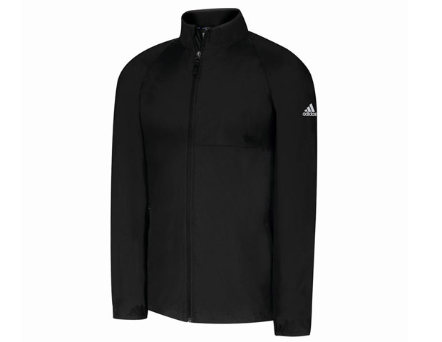 THE RAIN JACKET  You'll always need an umbrella and rain jacket to keep packed on trips. The Adidas Clima Proof Rain 3-Stripes Provisional Jacket ($75) is lightweight and waterproof and can be easily folded up and shoved in your bag for when you're not using it.