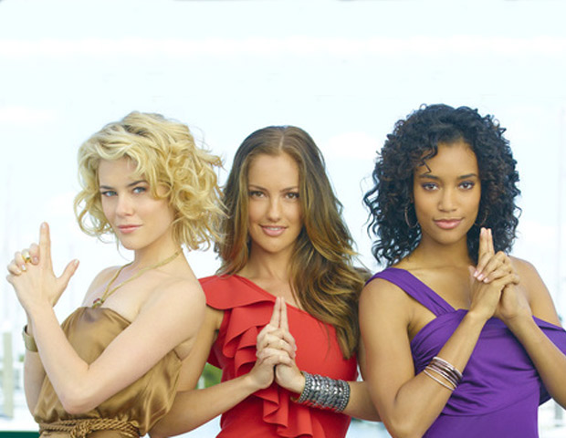 Charlie's Angels (ABC, Thursdays 8pm EST) 	Premieres September 22 	Stars:  Annie Illonzeh, Minka Kelly, Rachael Taylor  Pop culture's most iconic crime-fighting trio of divas is back incarnate for the new millennium. Executive produced by Drew Barrymore, ABC's 2011 version of Charlie's Angels takes places in steamy Miami and is a fresh new take on the classic series. There's even a woman of color (Illonzeh) playing one of the lead heroines.