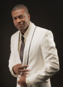 Comedian Chris Tucker