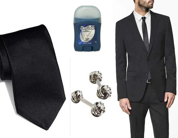 ESSENTIAL EXTRAS: It's good to keep a travel-size deodorant, an extra, dark silk or cotton tie and pair of modest cufflinks, and a blazer in a seasonal fabric (or blend of one, such as cotton or wool).  Visit BlackEnterprise.com/style for more Fashion Week coverage as well as features on how you can upgrade our professional style profile!