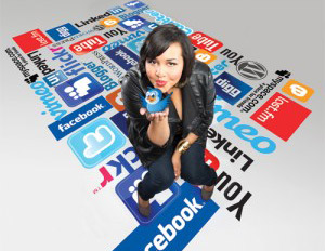 MTV's first Twitter Jockey Gabi Gregg loves social media