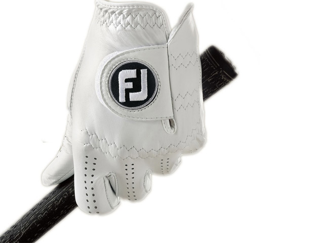 THE GLOVES  	I squeezed my hands through a lot of gloves and the FootJoy StaSof gloves ($24) were the most comfortable I tried. They had the most ease of movement between my thumb and index finger, giving me the best grip while swinging my clubs. 	SYL TIP: Buy a size smaller than you normally wear in gloves since the leather will stretch and contour to the fit of your hand as you use it.