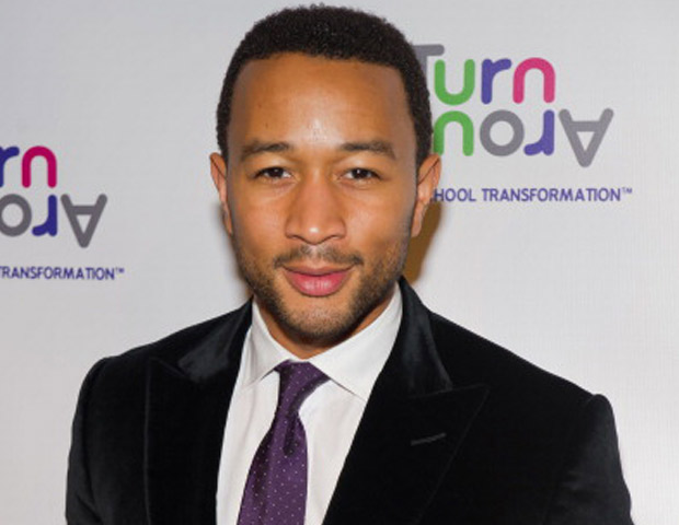 Watch John Legend Sing the National Anthem at the BCS Title Game