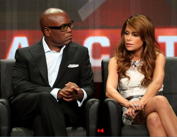The X-Factor (FOX, Wednesdays 8pm EST)  	Premieres September 21 	Panel: Simon Cowell, L.A. Reid, Paula Abdul, Nicole Scherzinger, Steve Jones  American Idol creator Cowell brings his UK hit to the US, and rejoins with former Idol judge Abdul. Also on the panel are Epic Records Chairman Reid, former Pussy Cat Doll Scherzinger and Jones as host. The premise of the talent competition show is to find the next superstar or group, which comes with a $5 million recording contract.