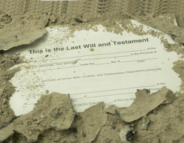 #2: Obtain a Copy of the Will  If your dying parent had a last will and testament prepared at some point, now is the time to locate that document and make sure you are clear about your loved one's wishes. If your sick family member is unable to communicate their thoughts, you'll need to contact the lawyer who helped to draft the will to review it. The will may also include information about your loved one wants to distribute his or her assets, and any special instructions the person decided upon before taking ill. No will? Get one created pronto, even if you get ready-made store forms or use online software to create a will.