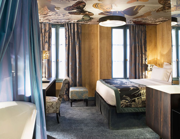 HOTEL LE BELLECHASSE  	8 rue de Bellechasse