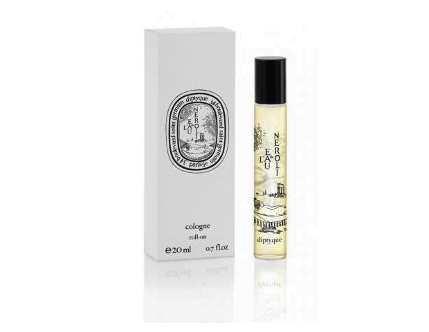 HANDY SCENTS: Everyone loves a great-smelling man in a suit, and what better way to refresh your scent than with a roll on cologne? Try Diptyque's L'Eau De Neroli, with its hints of bergamot, neroli, orange blossom and white musks ($48; Saks Fifth Ave.) or Fresh's Citron de Vigne Eau de Parfum Rollerball  ($18.50; Sephora), which has notes of lemongrass, sandlewood and amber. With these you can layer your scents (though don't go overboard), or simply touch up your sexy throughout the day. (If you want to go the extra mile, purchase small perfume tubes and fill with your favorite cologne for a mini refresher. Try Kingsley crystal tubes that sell for less than $7 online.)