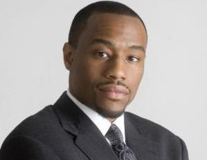Author, Dr. Marc Lamont Hill, host of Our World with Black Enterprise